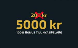 Större bonus hos No Account Casino